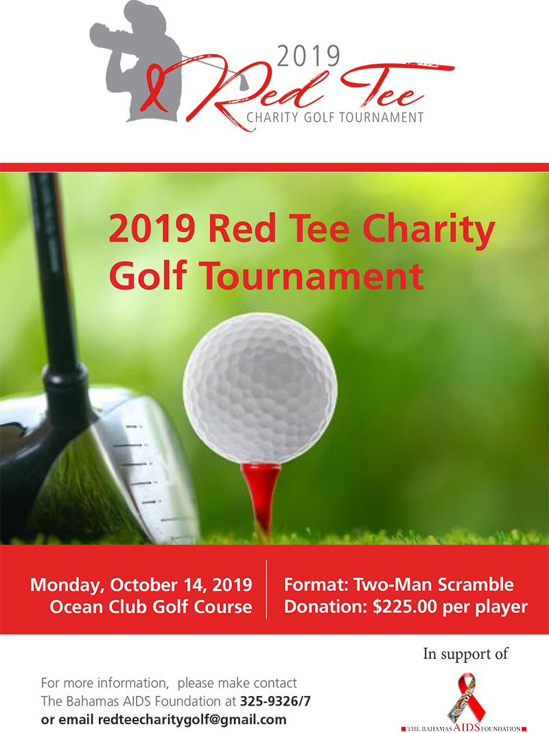 2019 Red Tee Charity Golf Tournament