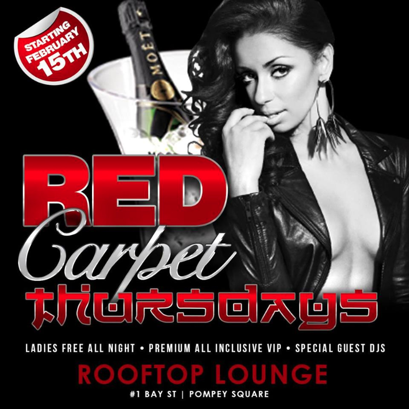 Red Carpet Thursdays