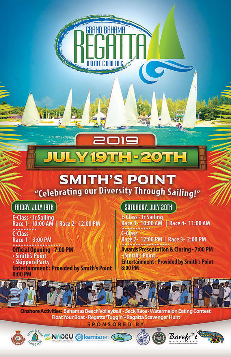 Grand Bahama Regatta Smiths Point