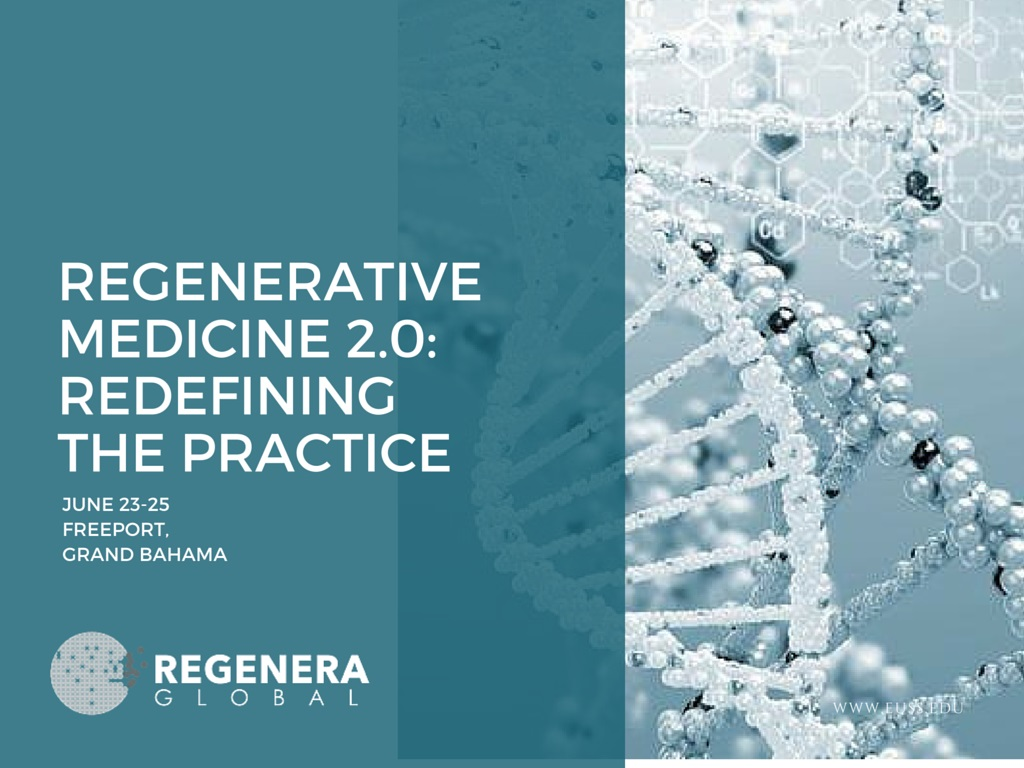 Regenerative medicine conference to be held in Grand Bahama