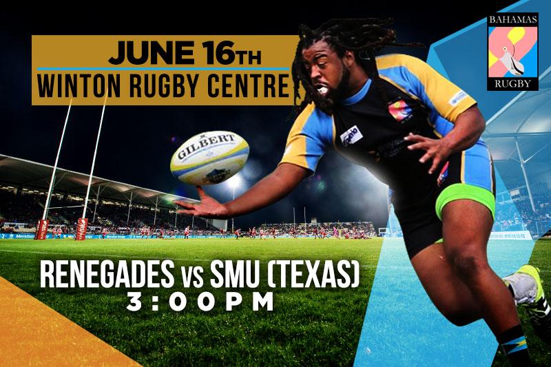 Bahamas Rugby   Renegades v SMU (Texas)