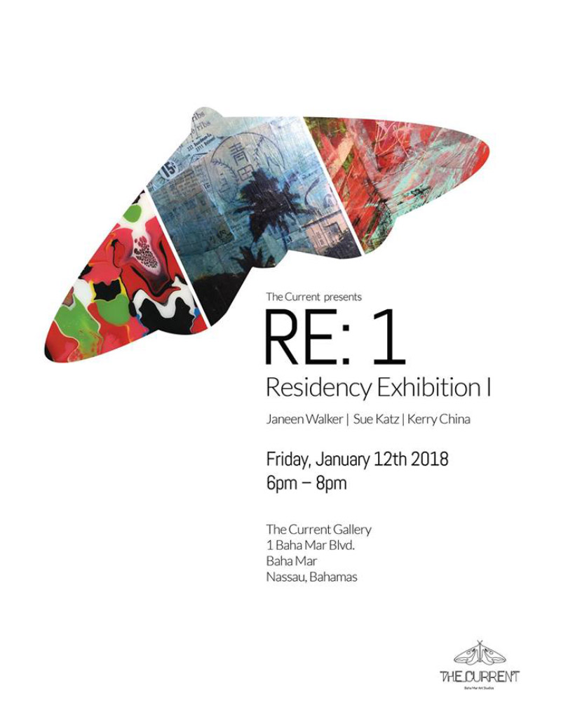 RE:1 - Residency Exhibition I