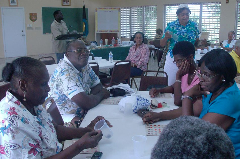 Retired & Elderly Lenten Reflection Day Hosted by Roman Catholic Archdiocese of Nassau