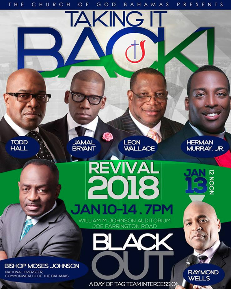 Revival Fire 2018: