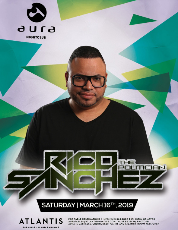 Aura NightClub - Rico Sanchez