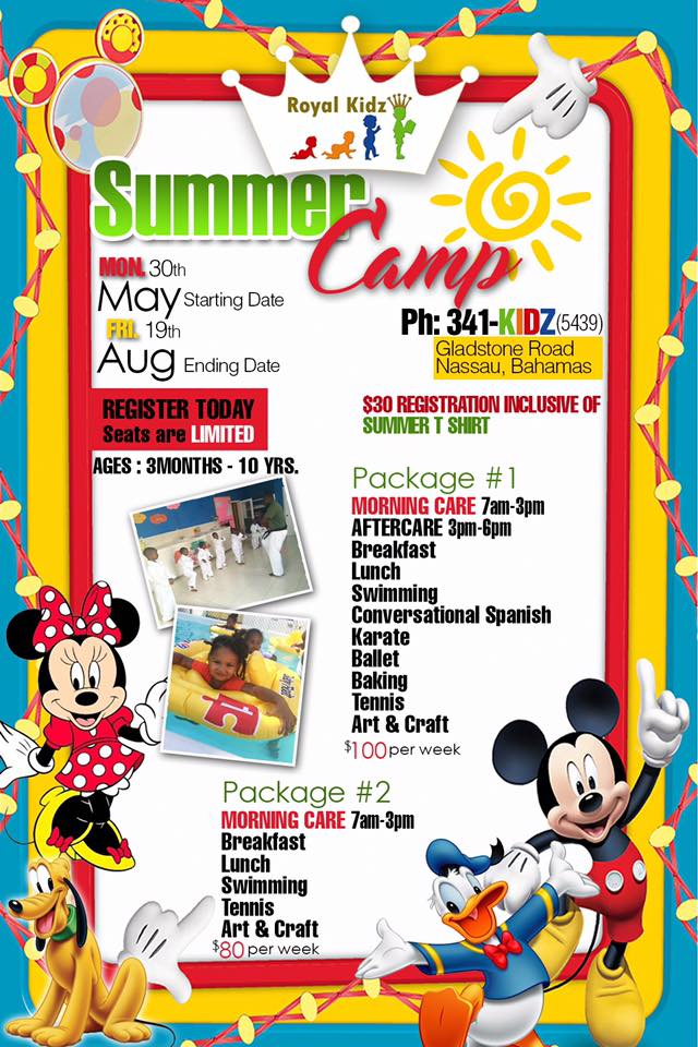 Royal Kidz Summer Camp 2016