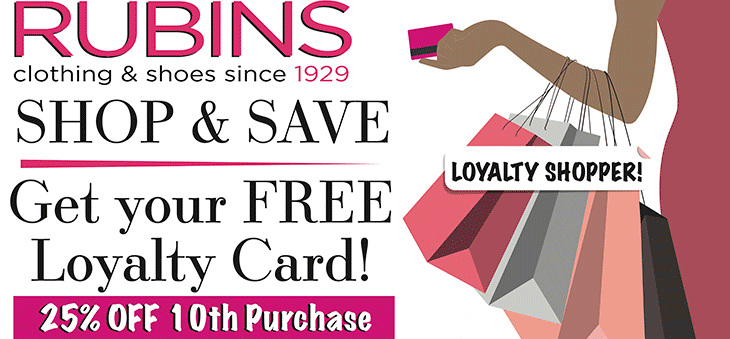 Rubins Shop And Save