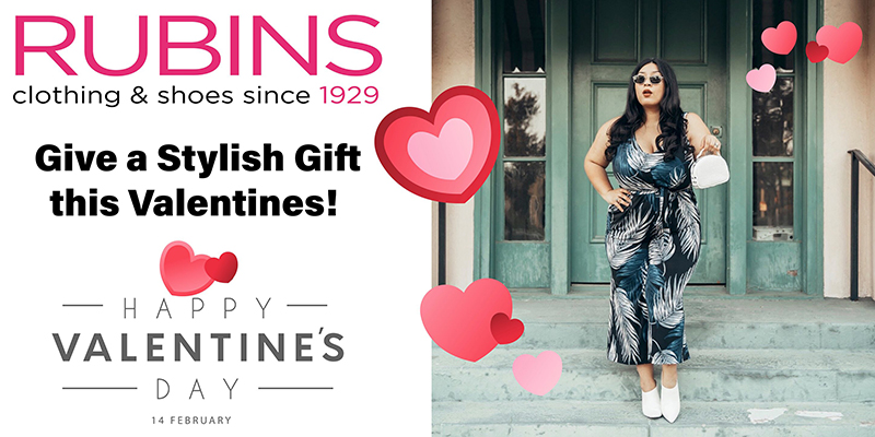 Rubins   Give A Stylish Gift This Valentine's