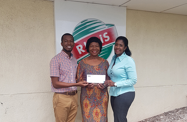 RUBiS Continues Support of Cancer Awareness