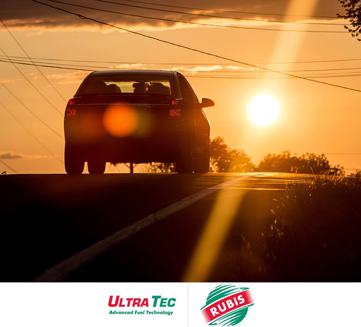 UltraTec Gasoline - Removes deposits, Returns engines to optimum performance, Keeps vehicles running like new