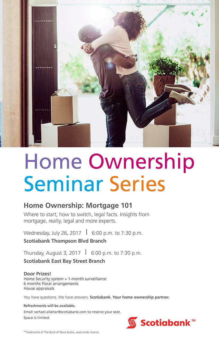 Home Ownership Seminar Series