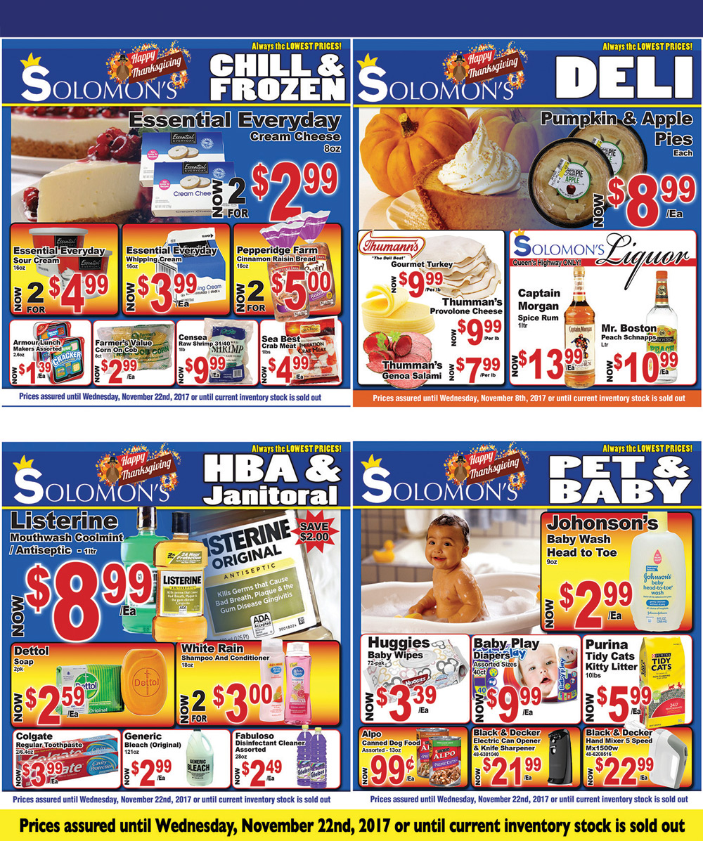 Weekly Savings!