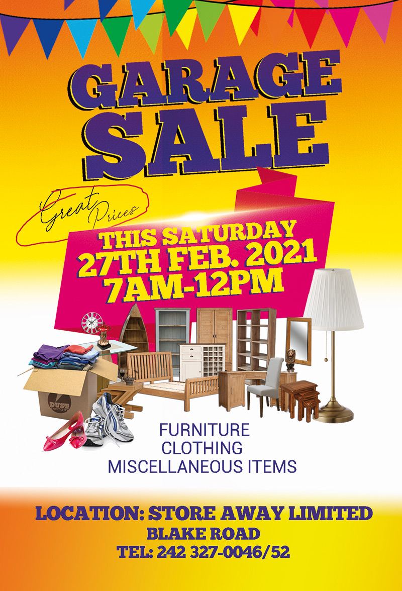 GARAGE SALE! Great Prices!