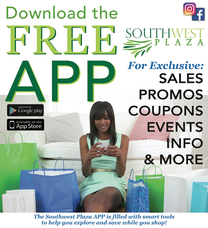 SouthWest Plaza | Download The Free App!