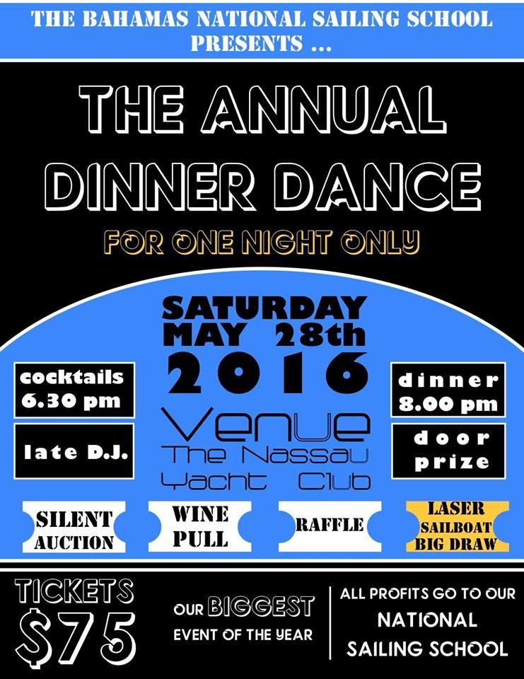 The Bahamas National Sailing School Annual Dinner Dance