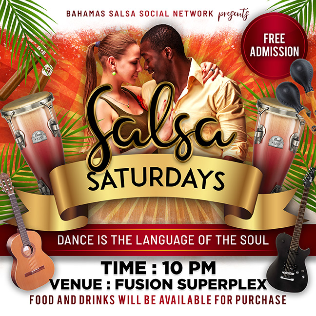 Salsa Saturdays at Fusion Superplex