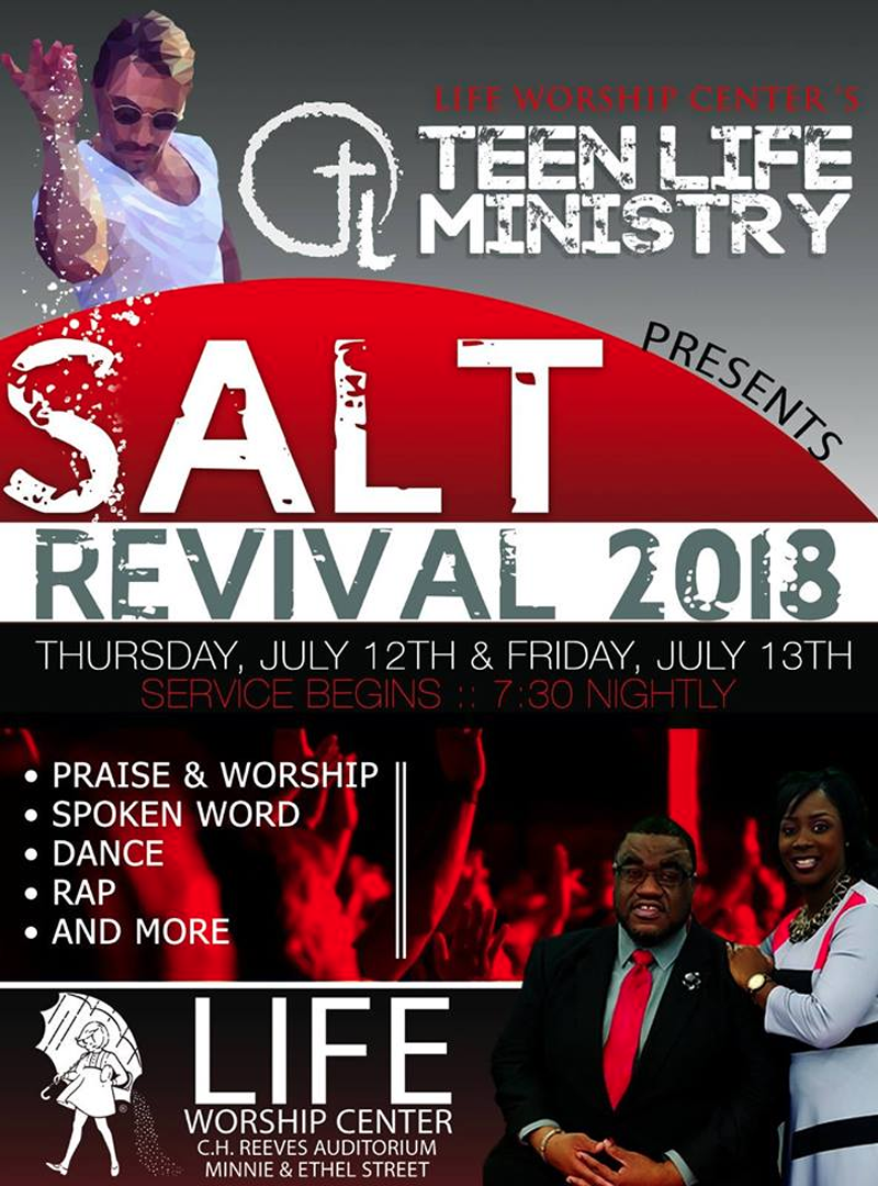 Salt Revival Hosted by Teen LIFE