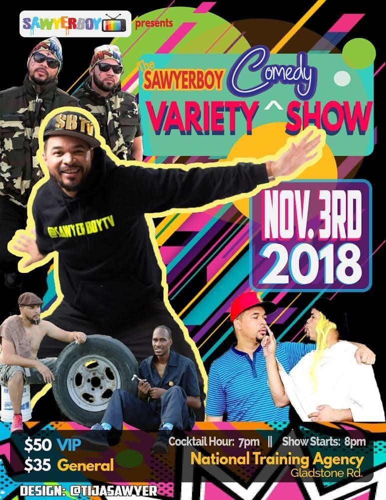 Sawyerboy Comedy Variety Show