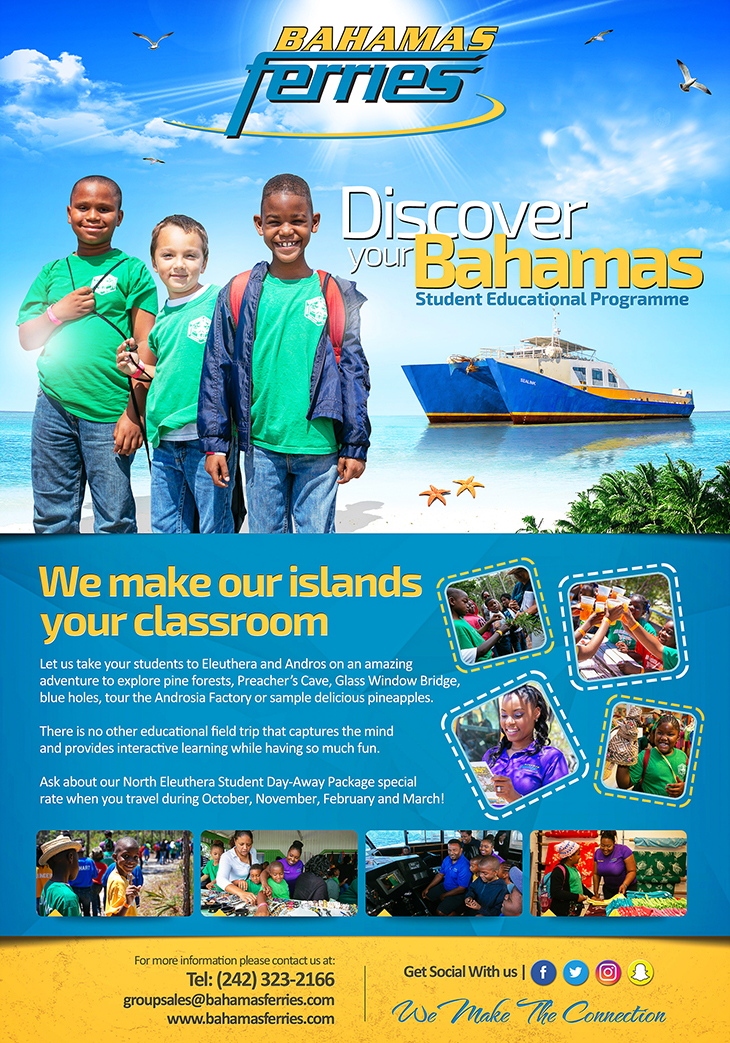 Bahamas Ferries Educational Programme