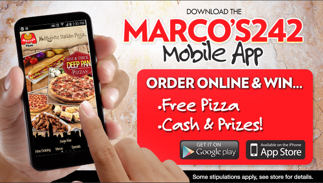 Marco 242 Mobile App