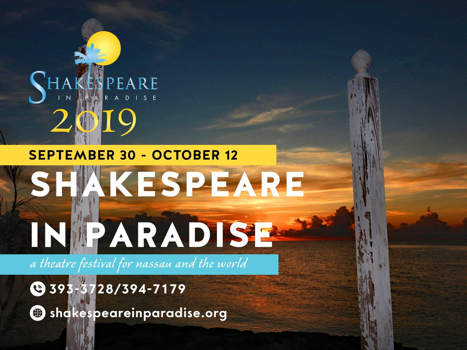 Shakespeare in Paradise