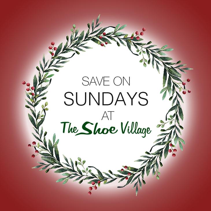 SouthWest Plaza | Save On Sundays At The Shoe Village!