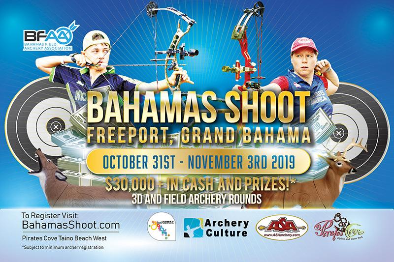 Bahamas Field Archery Association presents Bahamas Shoot 2019