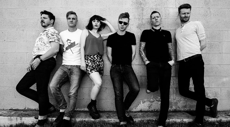 Skinny Lister - Flogging Molly's Salty Dog Cruise