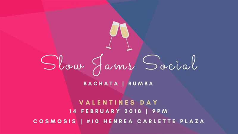 Slow Jams Social Hosted by NjB Social Dance