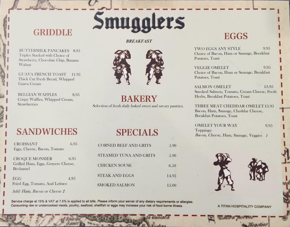Smugglers Restaurant