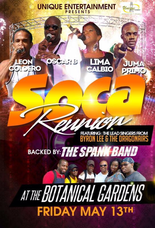 SOCA Reunion