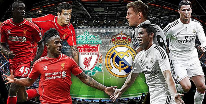 Soccer-Uefa Finals Real Madrid Vs Liverpool