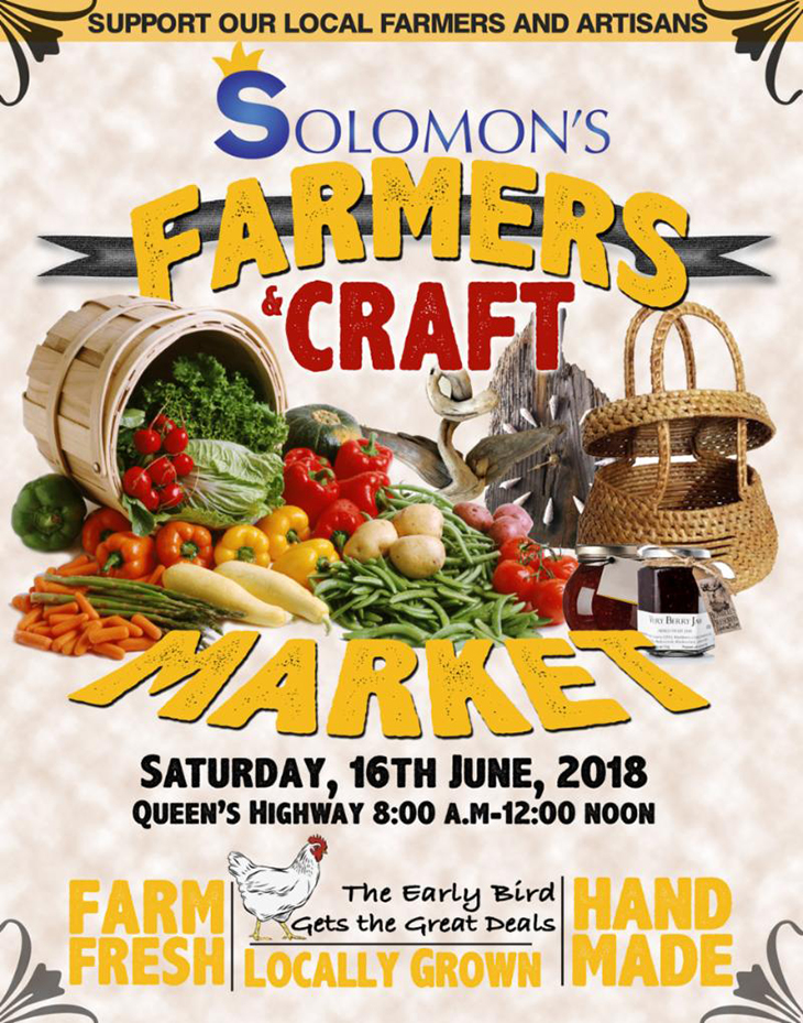 Solomon's Farmers And Craft!