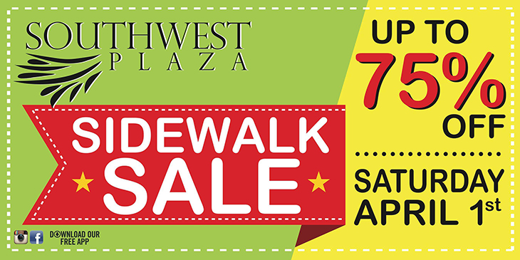 SouthWest Plaza | Sidewalk 75%