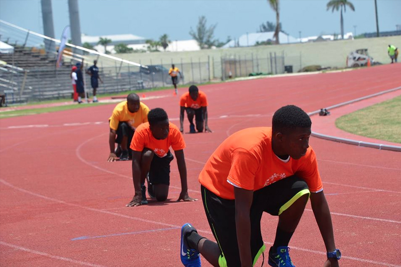 Special Olympics Bahamas Track and Field Nationals