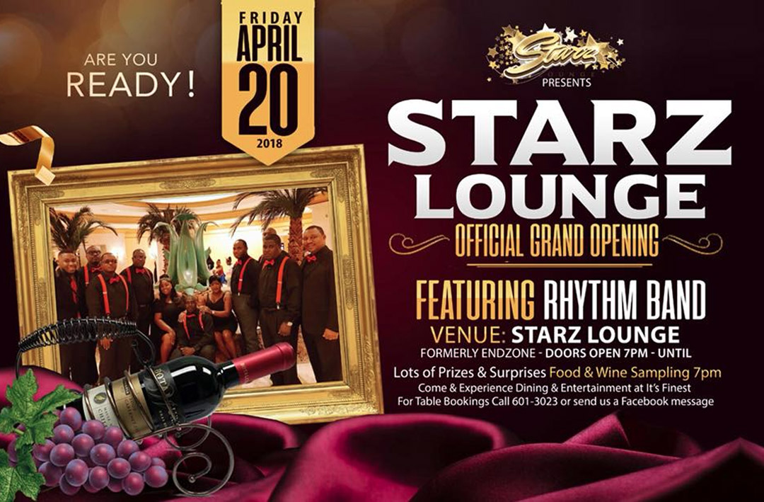 Starz Lounge Official Grand Opening