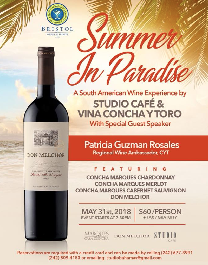 Summer in Paradise Hosted by Studio Cafe