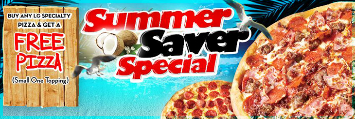 Marco Pizza NEW Summer Savor Special!