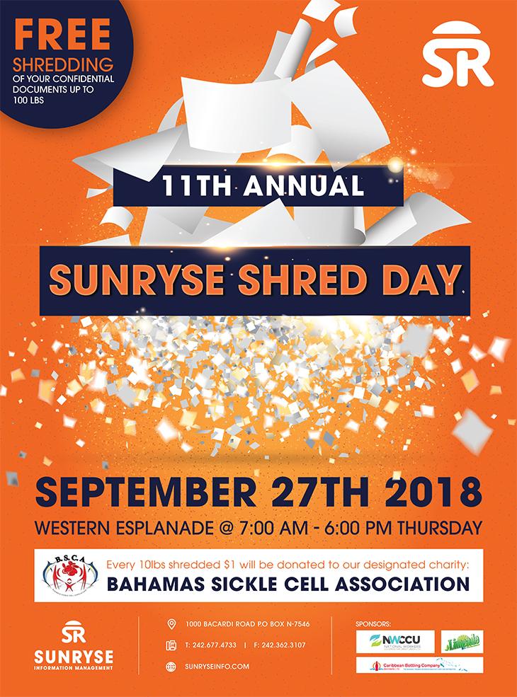 Sunryse Shred Day