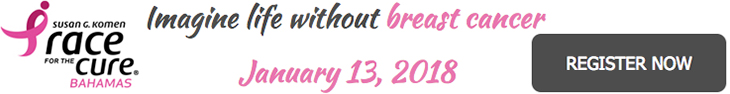 Susan G. Komen Bahamas Race for the Cure | Register Here
