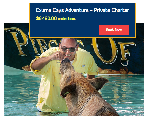 Exuma Cays Adventure - Private Charter