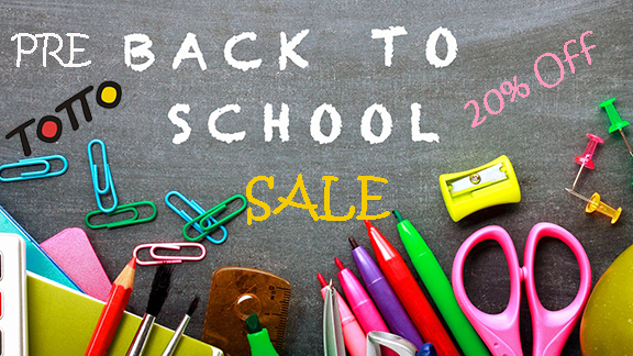 The Brass And Leather Pre-Back To School Sale