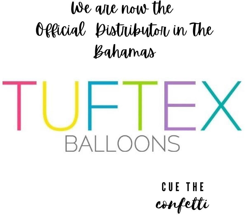 TUFTEX BALLOONS ARE NOW AVAILABLE AT The Balloon People!