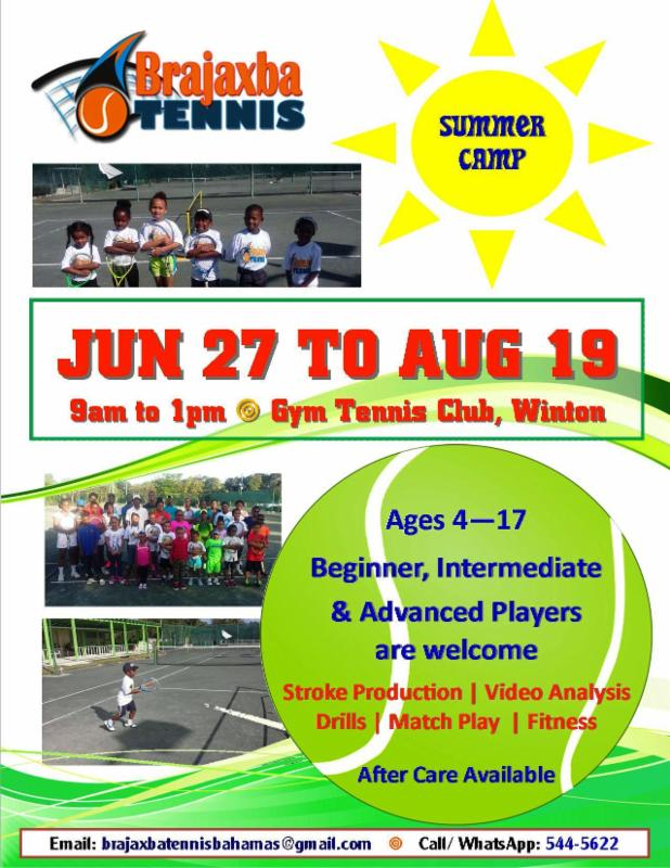 Brajaxba Tennis Camp