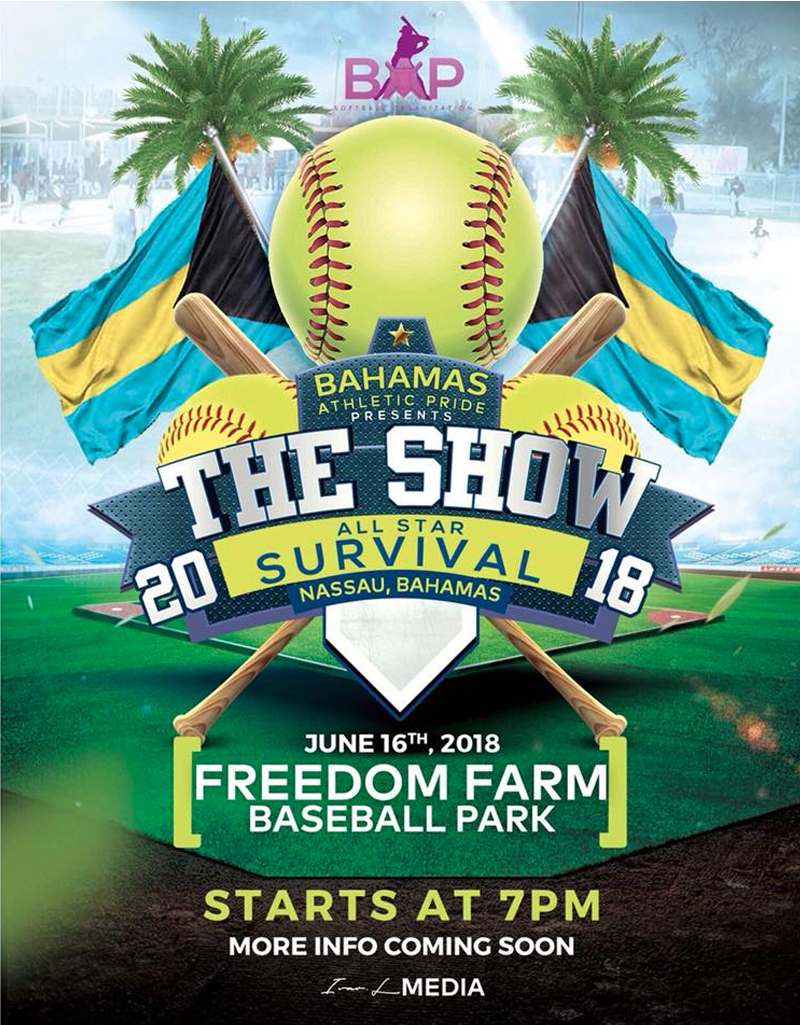 The Show : All Star Survival 2018 Hosted by BAP Softball Organization