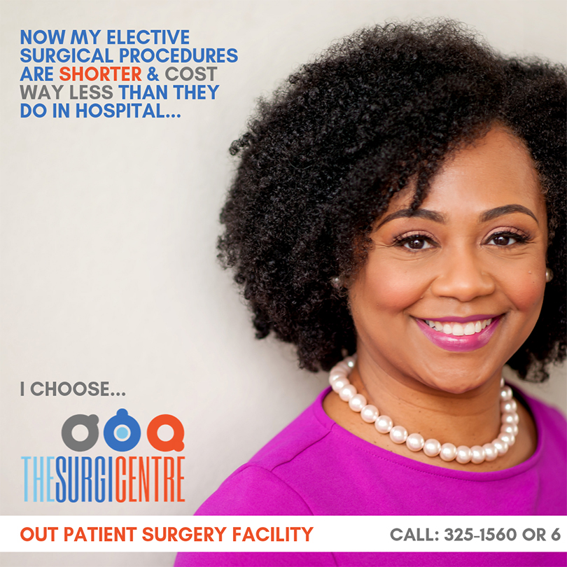 Who says surgery has to take hours Bahamas? Shorten your time and your spend...The Surgi Centre. Call today for a consultation!
