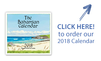 2018 Bahamian Calendar