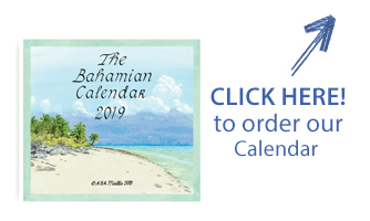 2019 Bahamian Calendar