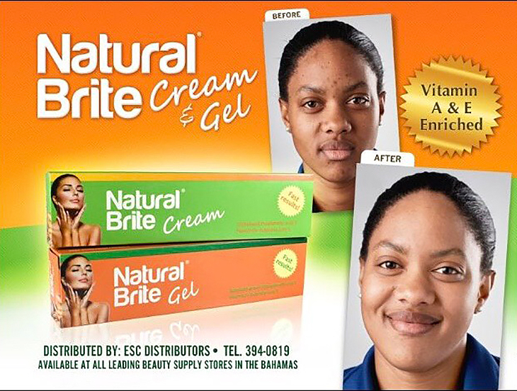 The Beauty Shack | Natural Brite