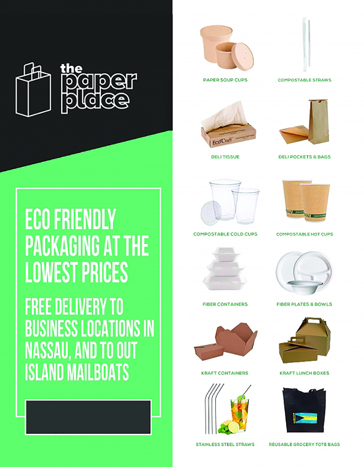 Eco Friendly Packaging at the Lowest Prices At The Paper Place
